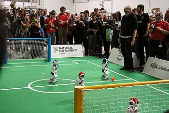 Robots Hannover Messe