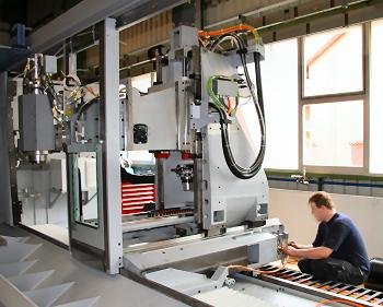 Duitse machinebouw blijft achter (foto: Paul Quaedvlieg)