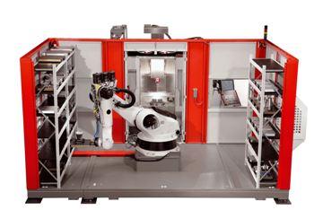 Robotcel Hermle Techni-Show