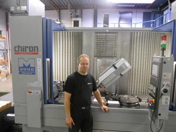 Chiron mill 2000 cpj techniek oude reimer
