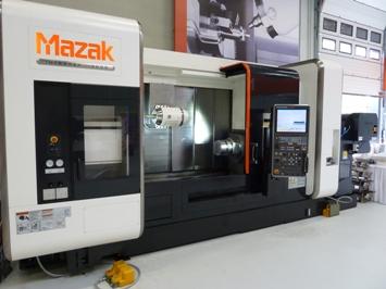 Mazak Integrex i-300 in Houten