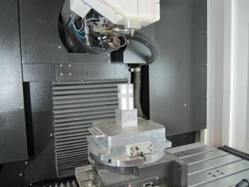 Lasercentrum Laser 1000 5Ax van GF AgieCharmilles