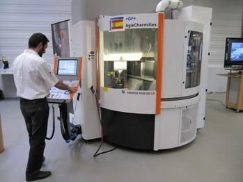 Mikron HSM 400 LP