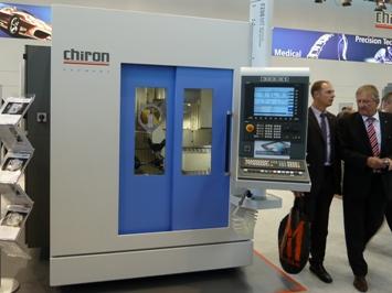 Chiron FZ08 MT op EMO