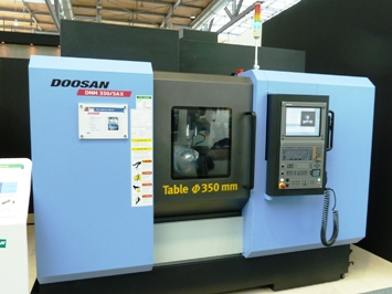 Doosan DNM 350/5AX
