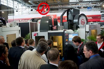 Haas EMO Hannover 2011