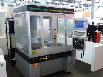 Sodick TT1-400A op EMO 2011