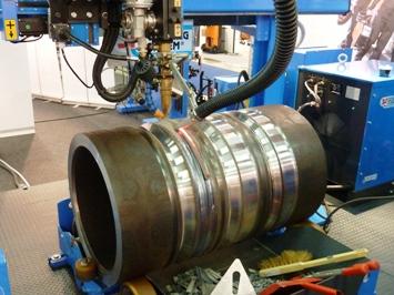 Welding Week Air Liquide automatisering