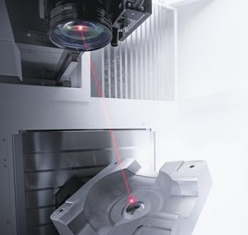 LASERTEC 65 Shape laserbewerken DMG Mori Seiki Sauer