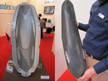 Lasergraveren IML matrijs en product EuroMold