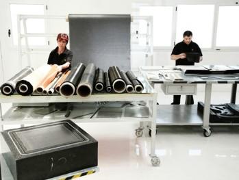 carbonfiber in automotive Esef