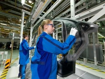 BMW start koolstofvezelproductie
