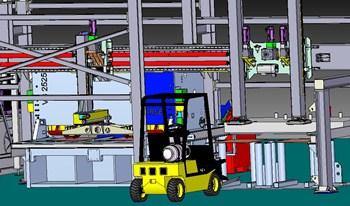 Darley kniplijn CNC handling