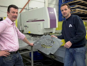 Garfield investeert in Muratec machine