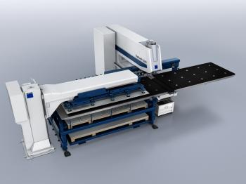 SheetMaster Compact TruPunch 3000