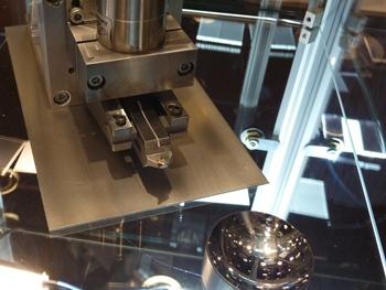 Ultrasoon ondersteund draaien bij Fraunhofer