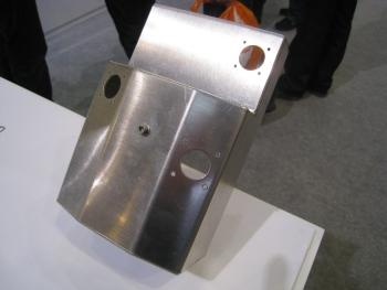 lasersnijwerk Schweissen & Schneiden 2010 Trumpf