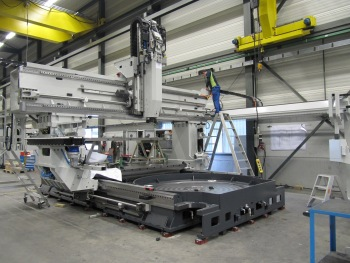 Machinebouw bij Unisign