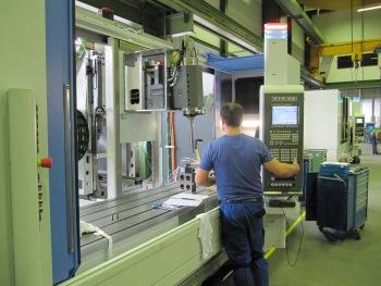 Machinebouw bij Chiron in Tuttlingen