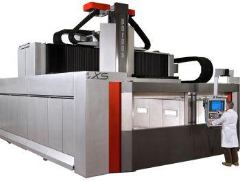 Parpas portaalfreesmachine XS EMO Hannover