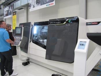 CTX DMG Mori Seiki EMO Hannover 2013