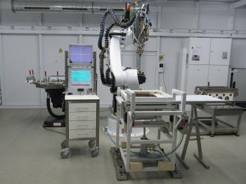 Trulaser Robot 520 lascel Trumpf Schweissen & Schneiden