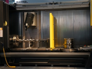 Ibarmia ZVH58L4000 MULTIPROCESS - WALTHER FLENDER EMO Hannover 2013