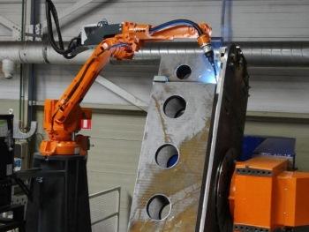 tosec robot laswerk ABB lassen