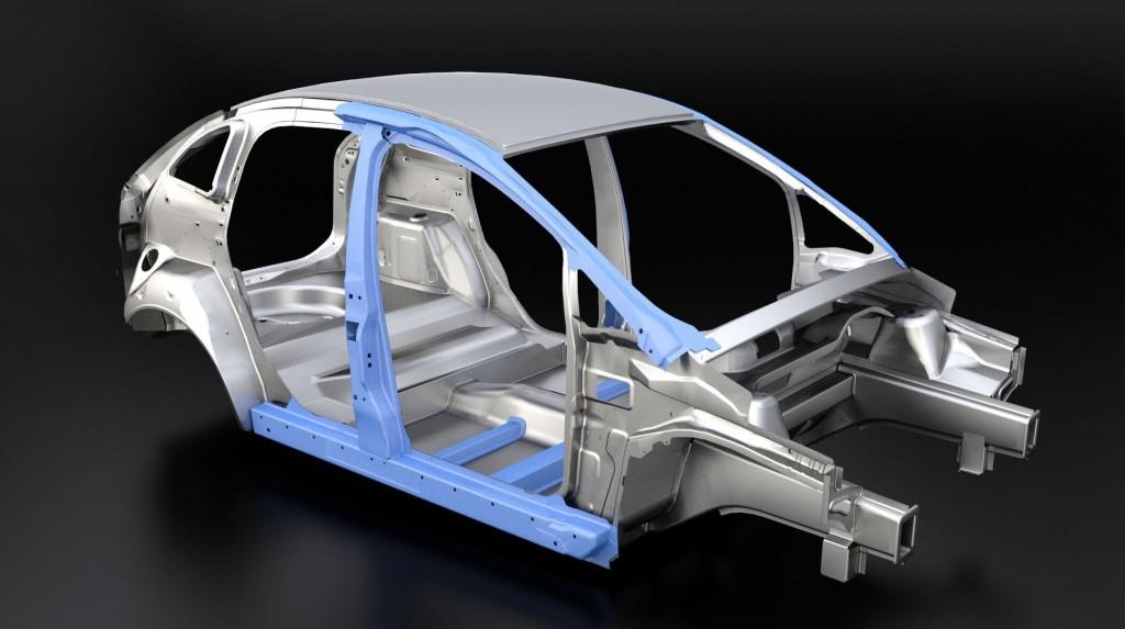 Tata Steel kan het DP1000HY staal aanbieden in sterktes van 600 Mpa, 800 Mpa en 1.000 MPa (foto: Tata)