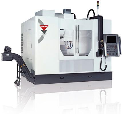 Het verticale bewerkingscentrum Wemas VZ 1020 Quick. Dit is een machine met verplaatsingen van 1020 mm x 600 mm x 650 mm (X  xY x Z) met een Heidenhain iTNC 530 besturing. Standaard heeft deze machine een inwendige koelmiddeltoevoer van 30 bar. Dit bewerkingscentrum wordt aangeboden voor een vanaf-prijs van euro 97.100 (exclusief BTW)