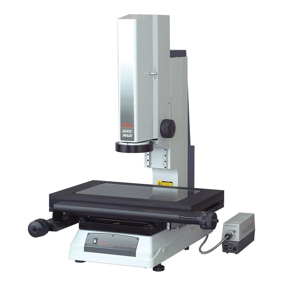 Met de Quick Image 2D vision meetmachines van Mitutoyo, is snel, nauwkeurig en contactloos te meten (foto: Mitutoyo)