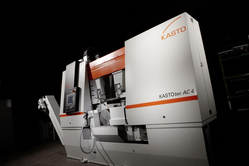 Naast de Kastowin serie presenteert Kasto ook een Kastotec AC 4