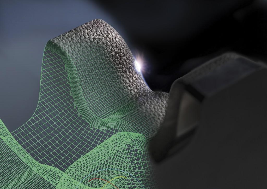 Textuur op 3D-structuur
