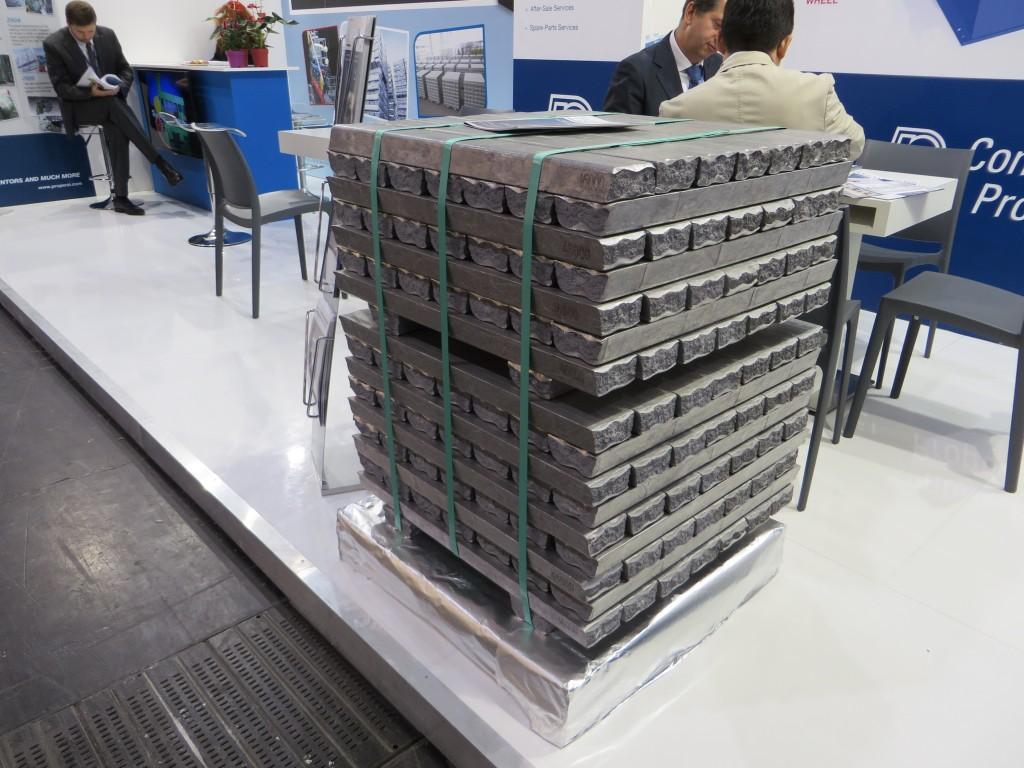 Uitgezonderd aluminium verwacht ABN Amro een afname van de voorraden voor basismetalen