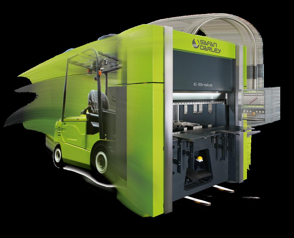 De nieuwe 40-tonner van SafanDarley is eenvoudig transporteerbaar