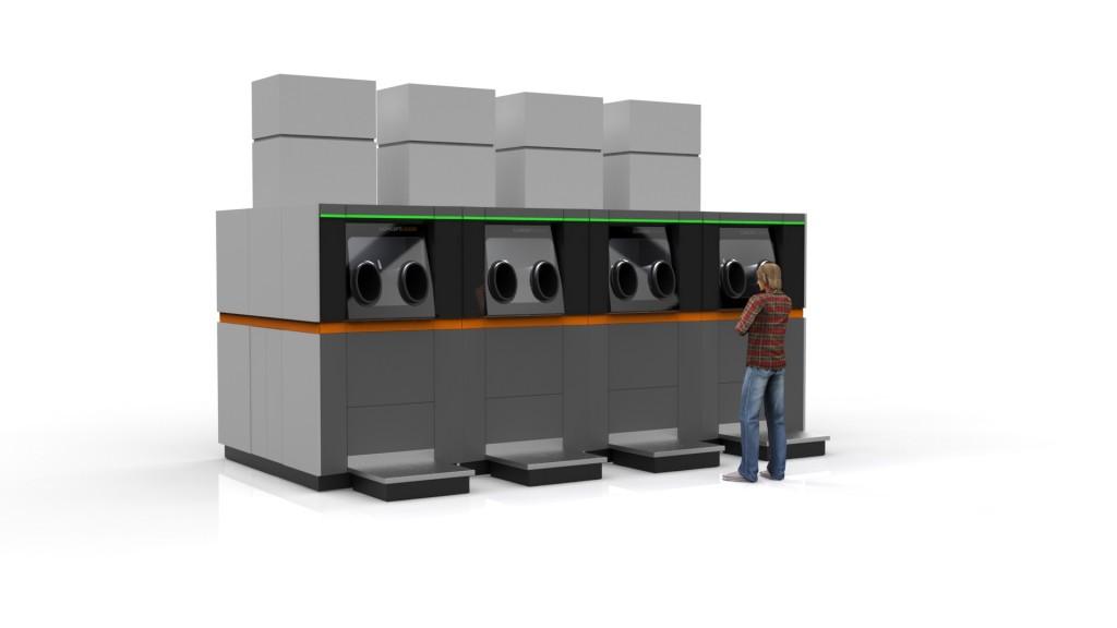 Voorbereidingsstations voor additive manufacturing