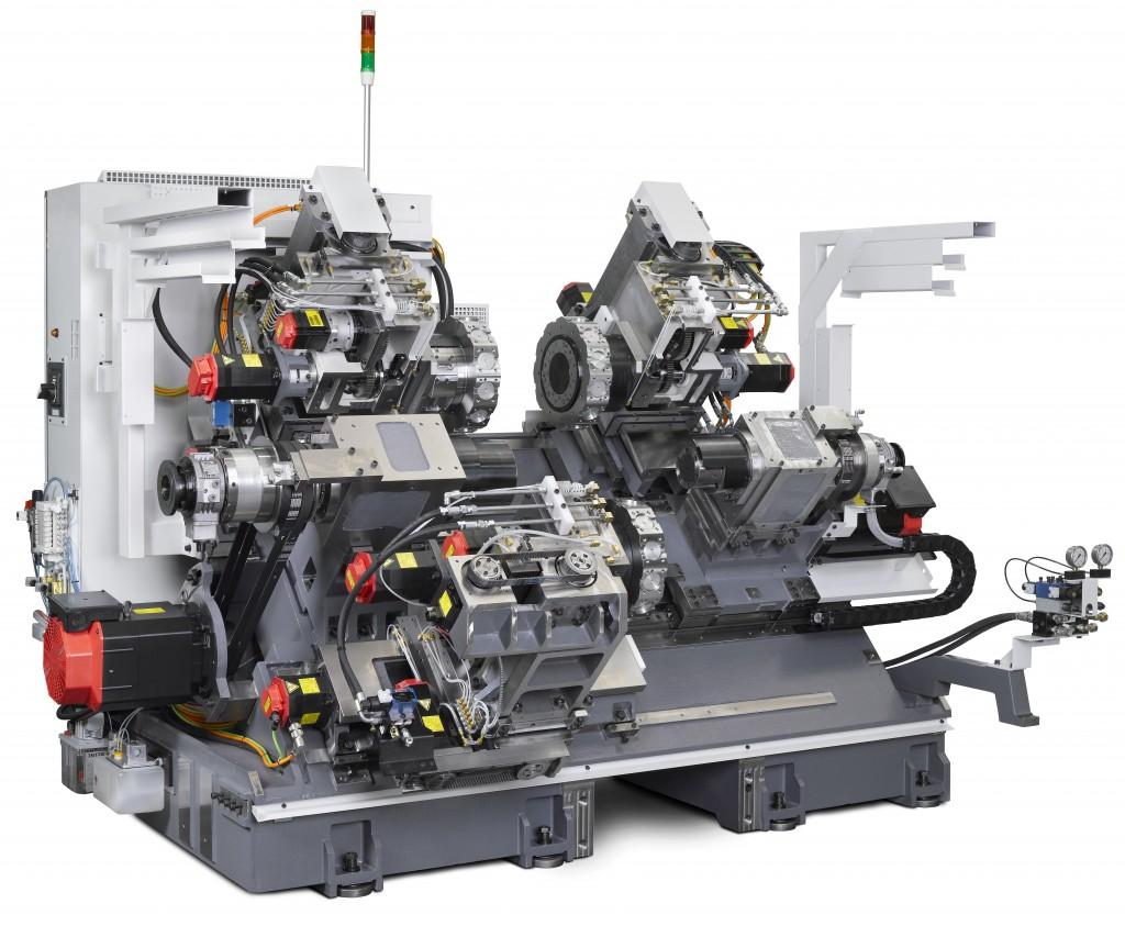 CMZ CNC-draaimachine