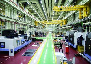 Doosan nieuwe fabriek