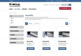 Wila webshop