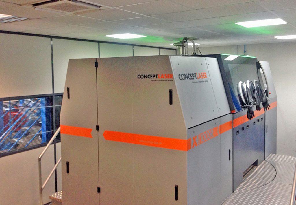 Poly Shape Concept Laser X line 1000