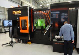Mazak integrex i-400 hybride