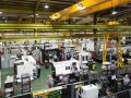 Maandelijks produceert Mazak ruim 100 units in de machinefabriek in Worcester (foto's: Mazak)