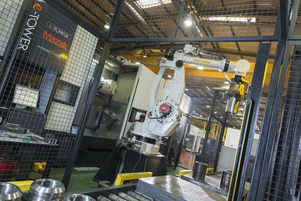 Mazak automatisering