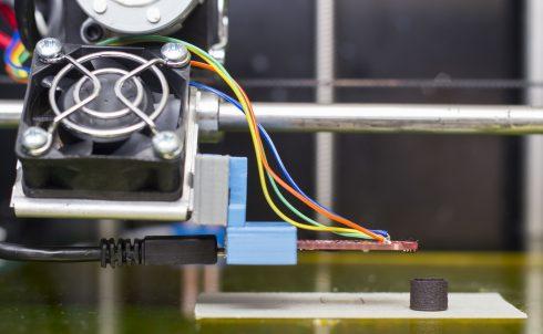 TU Wenen 3D-printen magneten