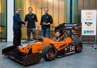 Beele Engineering en University Racing Eindhoven