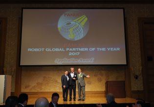 ROBOJOB FANUC Award.
