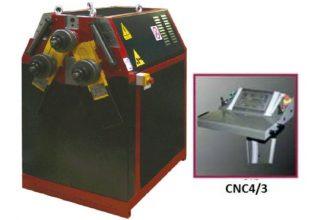 Tauring Alpha 50 CNC 4/3.