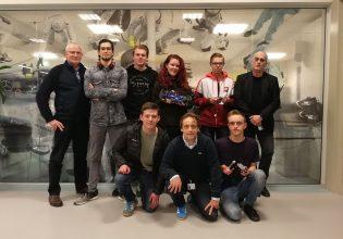 Studenten Tech Campus ROC Midden Nederland.