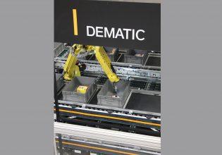 Dematic Robotics.