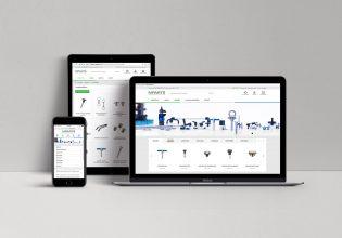 Nieuwe website Mparts is gelanceerd.